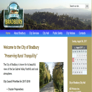 Bradbury Web Design