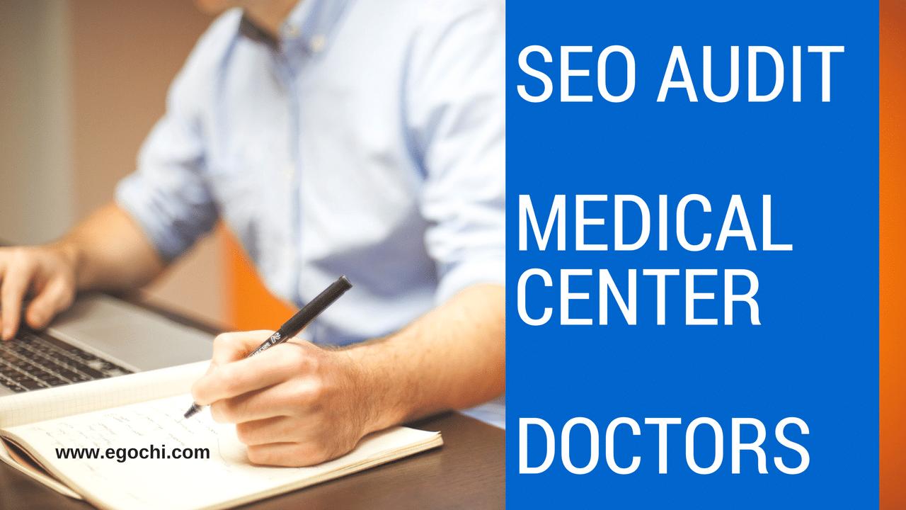 SEO for Medical Center