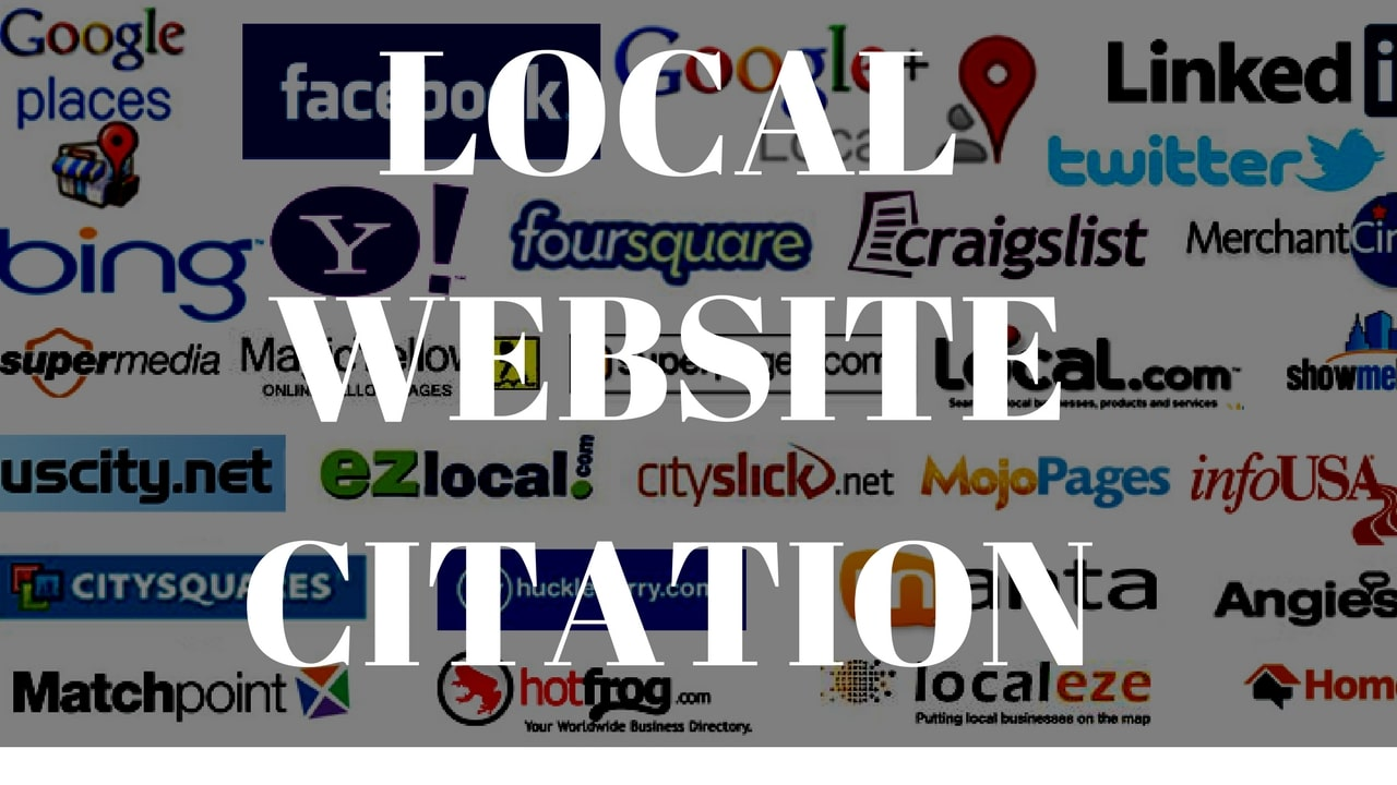 Local Website Citations