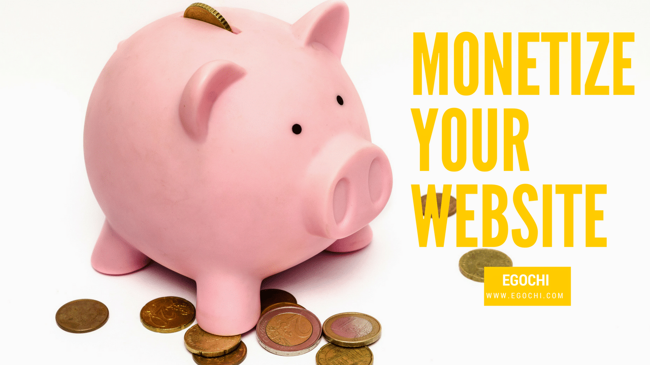 How to Monetize Your Website Traffic?