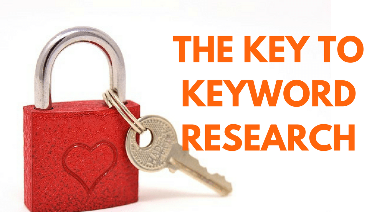 The Key to Keyword Research