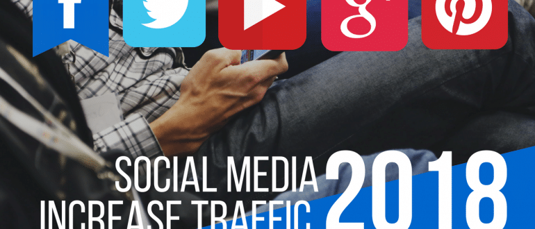 Increase Traffic Buildup with Social Media