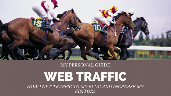 How I Get Traffic To My Blog And Increase My Visitors