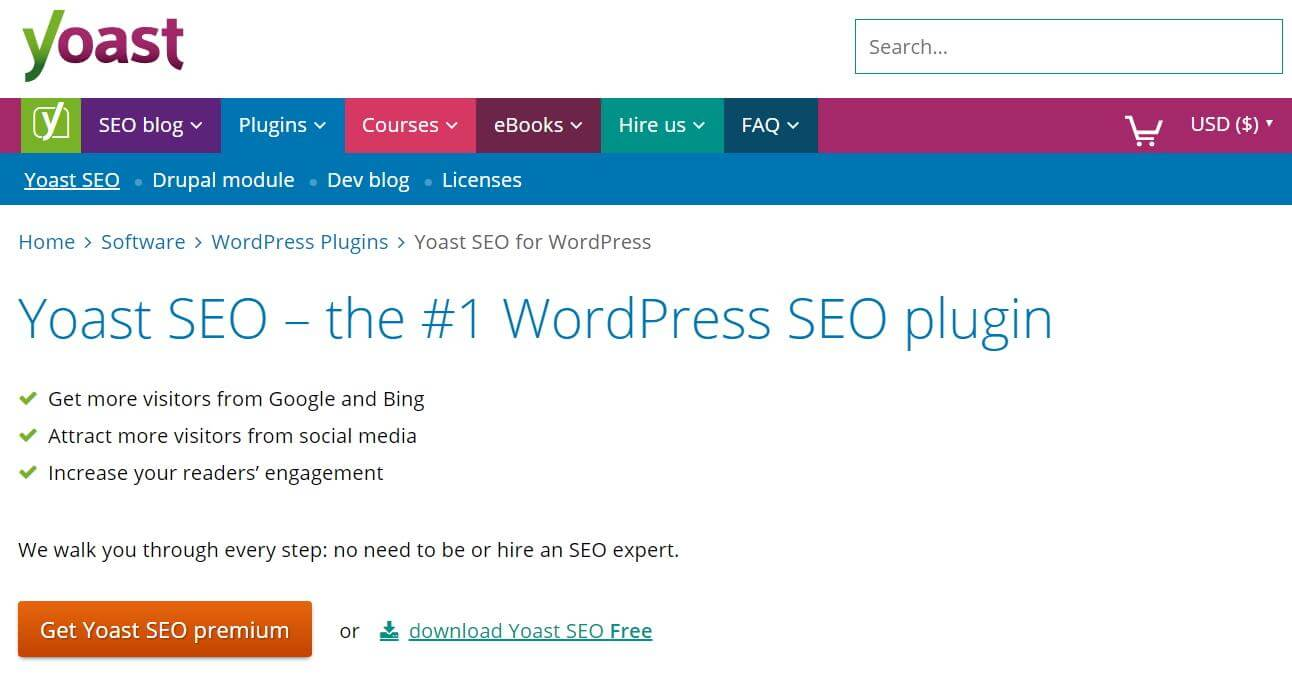 SEO for WordPress Using Yoast SEO Plugin