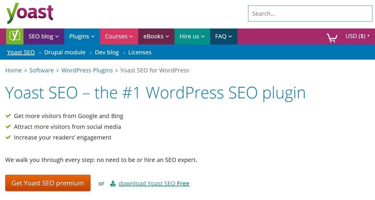 SEO for WordPress Using Yoast SEO Plugin