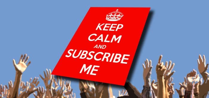 5 ways to increase your subscriber list